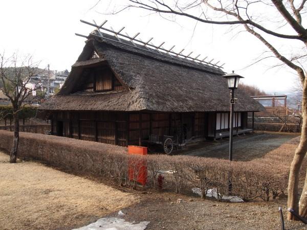 旧武蔵住宅